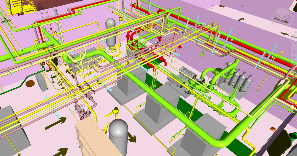 Mechanical & Piping Engineering - Cybermarine Middle East